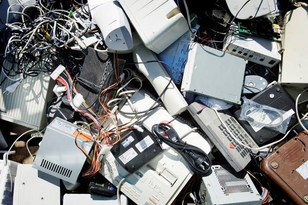 57 million tons of e-waste and counting