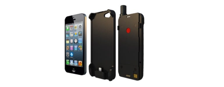 How to turn your iPhone or Android smartphone into a satellite phone