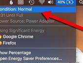 Is your MacBook's battery worn?