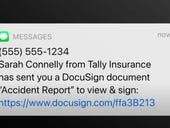 DocuSign adds text message functionality to its eSignature service