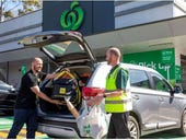 Woolworths and Coles resume online delivery services