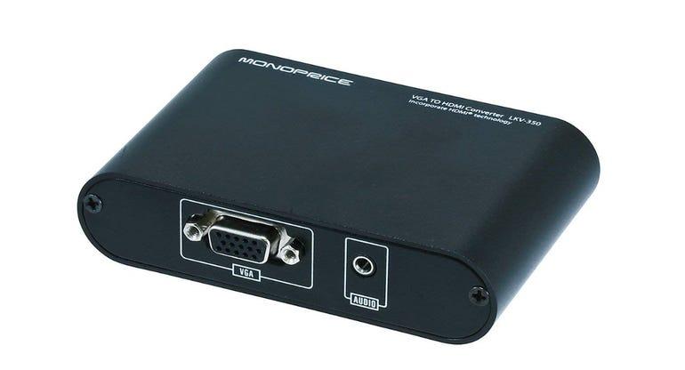 Monoprice 6191 VGA to HDMI converter $25.50