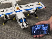 Now the Internet of Things goes Lego, with C++, JavaScript, Python coding