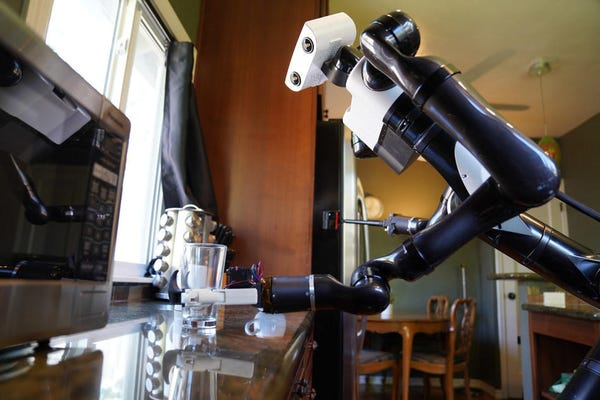 Toyota working on robots for complex situations (like household chores)