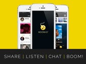 BOOMiO lets you share unlimited music for free
