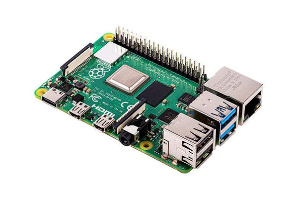 Raspberry Pi 4 Model B : A capable, flexible and affordable DIY computing platform