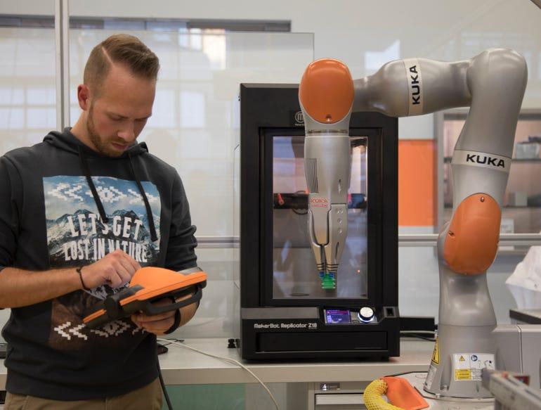 Kuka 3D Printing