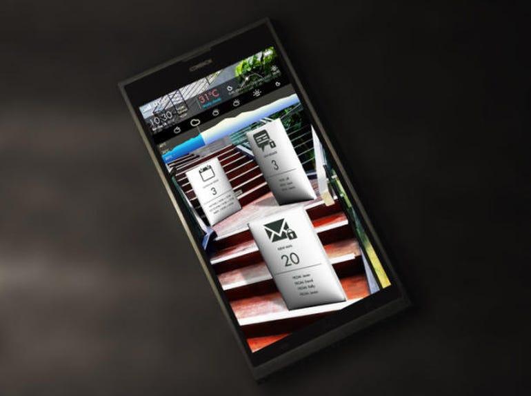 QuasarIV Secure Smartphone