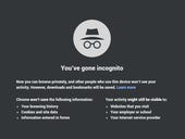 Incognito mode detection still works in Chrome despite promise to fix