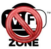 No wi-fi zone