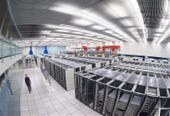 Data Center at CERN-photo courtesy of CERN Press Office