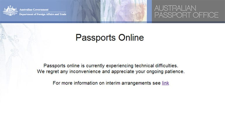 australian-passports-site-to-return-after-week-long-outage