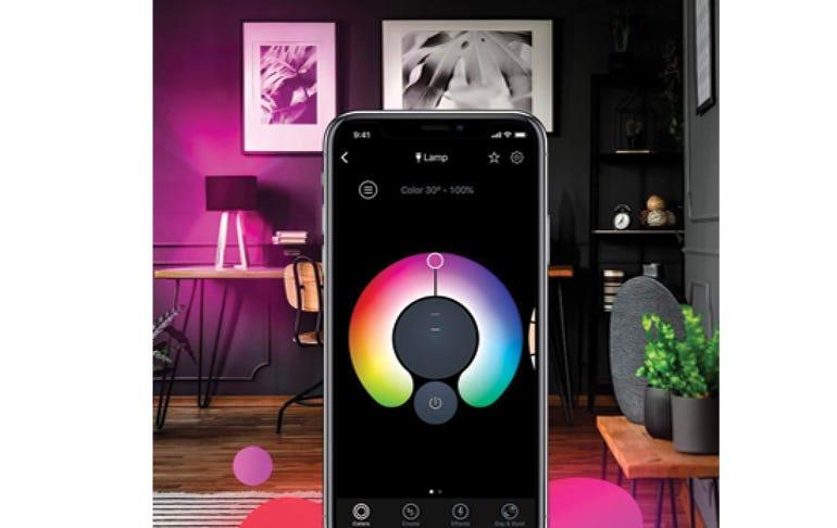 LIFX smart lighting