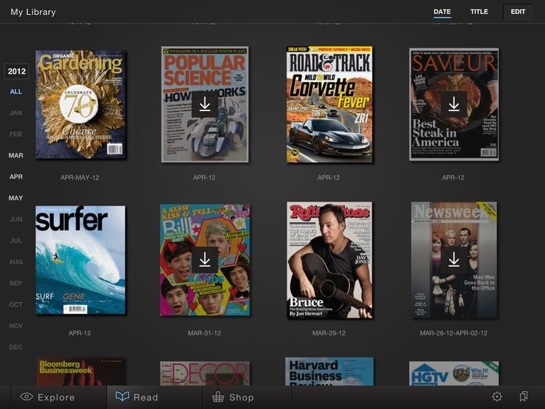 Zinio makes the iPad a viable magazine platform - Jason O'Grady