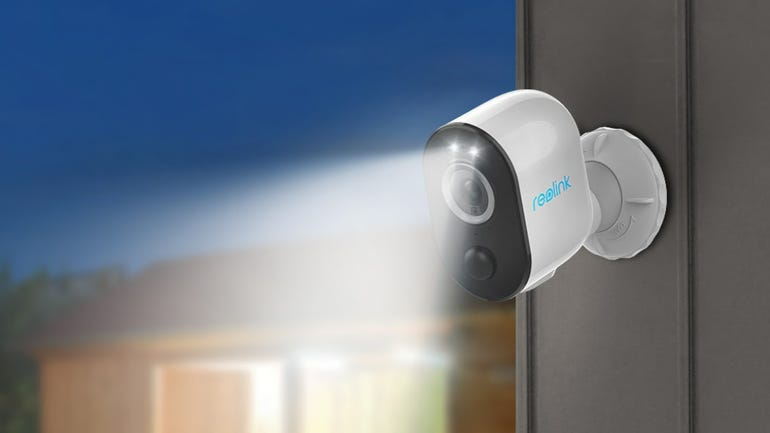 Reolink Argus 3 pro security camera review compact wire-free recording locally or to the cloud zdnet