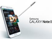 Hands on: Galaxy Note II and yes, size matters