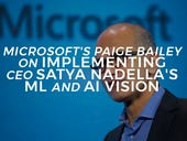 Microsoft's Paige Bailey on implementing CEO Satya Nadella's ML and AI vision