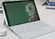 Surface Pro (2017): Small refinements to a familiar design
