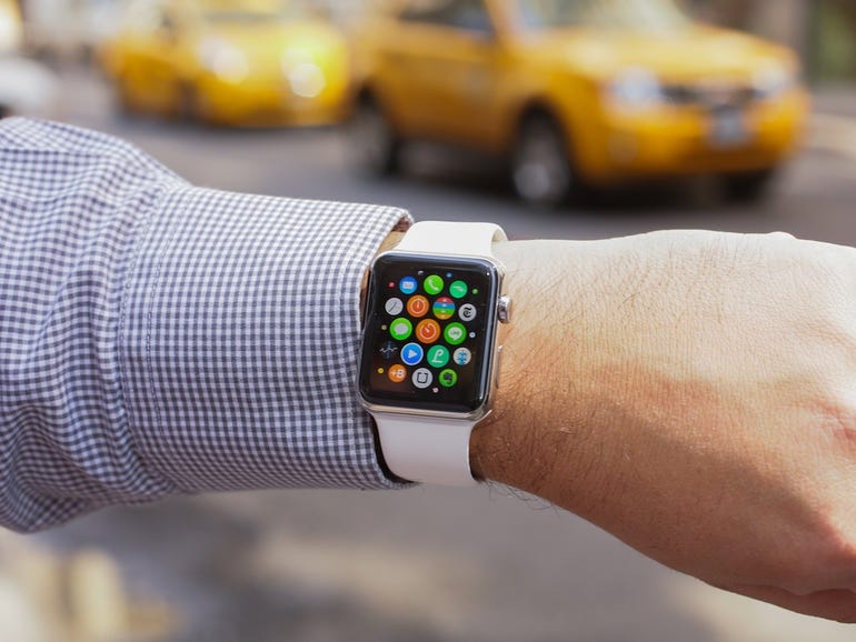 Apple Watch released with a whimper