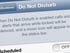 Do Not Disturb could be a lot better