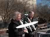 Virgin Galactic models SpaceShipTwo
