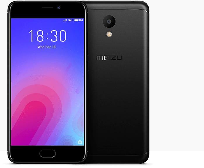 Meizu M6 (about $145)