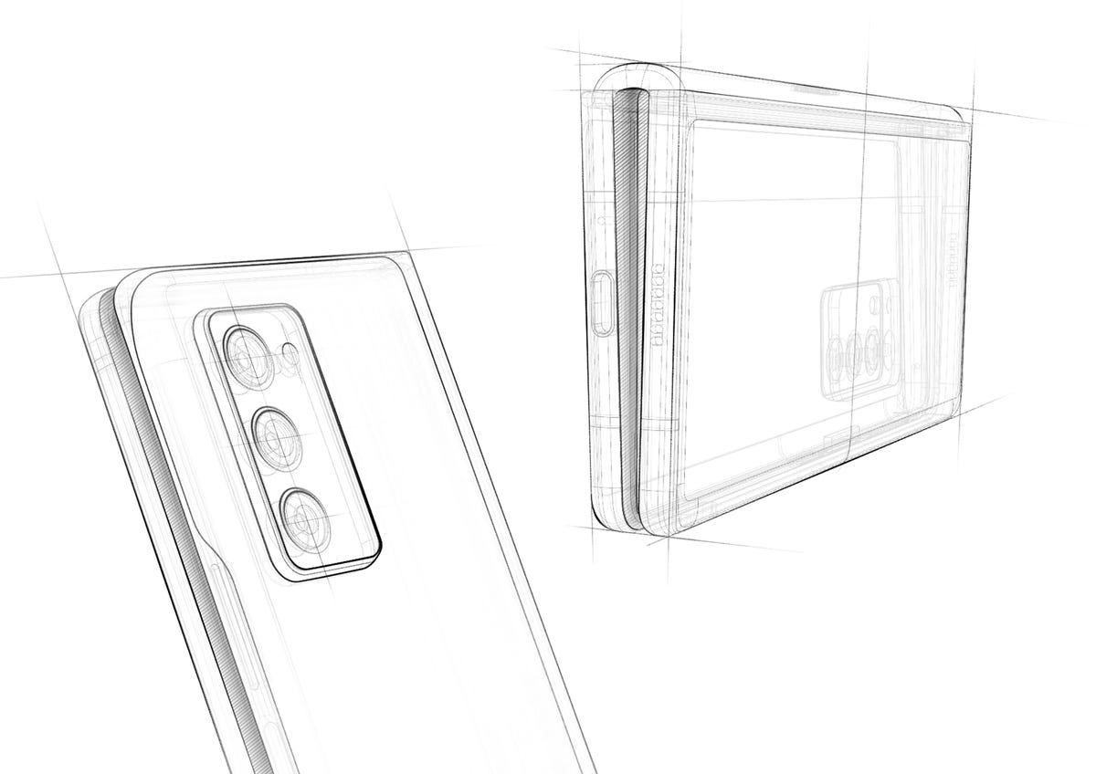 Voici ce qu'a voulu faire l'équipe du design du Samsung Galaxy Z Fold 2