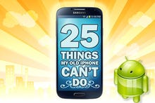 25 things my new Android phone does that makes my iPhone feel like it comes from the 1990s