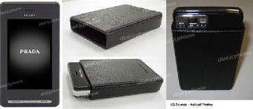 LG KE850 Prada Phone