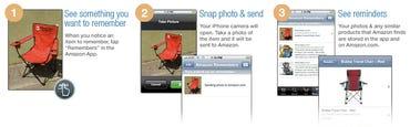 Amazon Remembers, a brilliant iPhone companion
