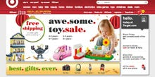 Price, set, match: Target's new weapon to beat 'key online retailers'