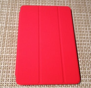 Red Smart Cover