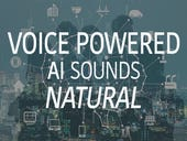 Voice-powered AI sounds natural