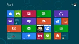 By default, Windows 8 Metro is one ugly spud of an operating system.