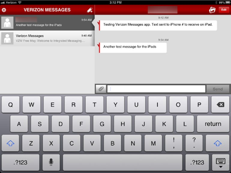 Verizon Messaging