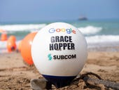 Google's 'Grace Hopper' undersea cable just landed in the UK