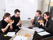 Trim those teams: Why increased productivity is just a pizza (or two) away