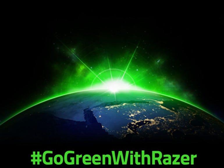 Razer ups green game with 50M startup fund