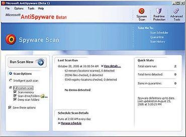 Microsoft Windows Defender (Beta)