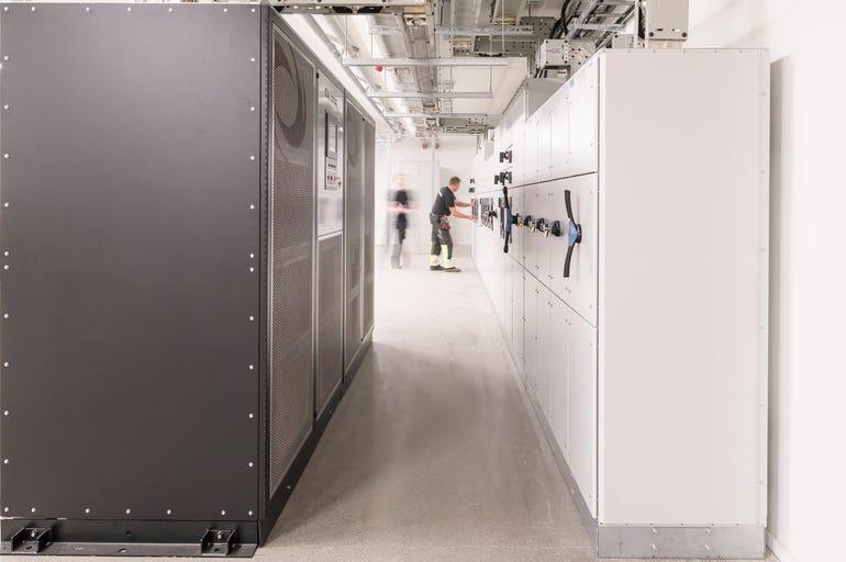 Datacenter's spine