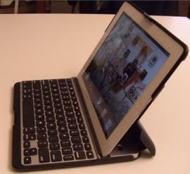 JK iPad with Keyboard