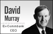 David Murray, ex-Commbank CEO