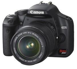 The Canon Rebel XSi
