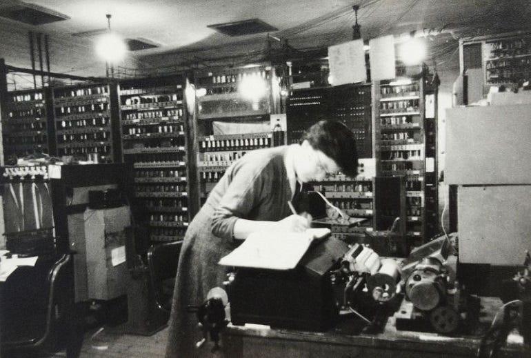 The original EDSAC