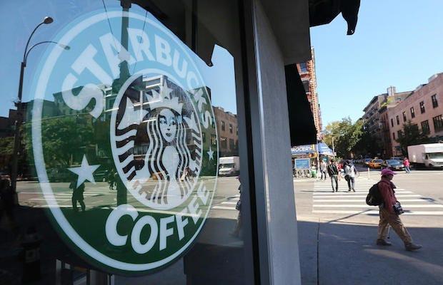 Buy Starbucks, Tesla, and eBay in one fell swoop
