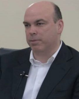 Autonomy CEO and founder Mike Lynch