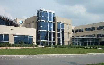 Dell's campus in Austin, Texas where CIO Robin Johnson is based
