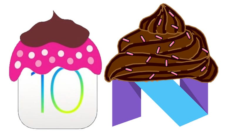 iOS 10 and Android N: Piling more frosting on a stale cake