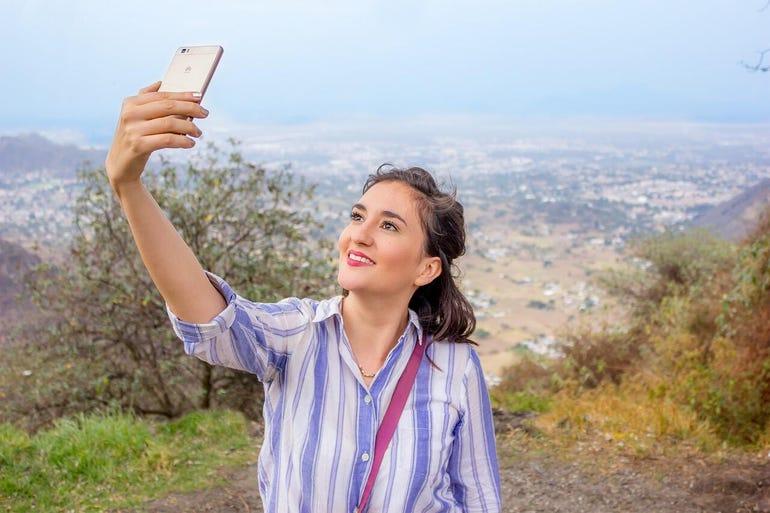 Selfie security