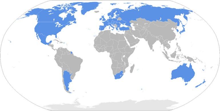 Wassenaar_Arrangement_map